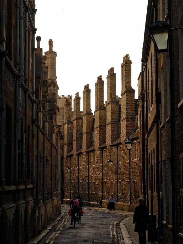 Trinity Lane, Cambridge