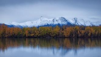 Bradley Lake, Alaska