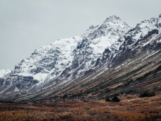 Ptarmigan Peak - Chugach front range