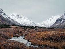 Powerline Pass - Chugach front range